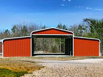 Regular Roof Barn