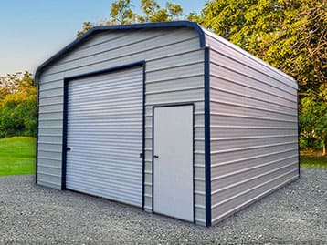 Regular Roof Garages