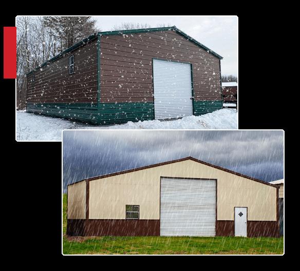 40X36 steel building