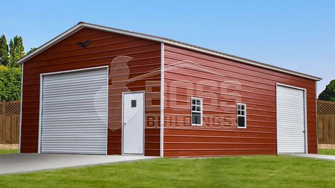 22×41 Standard Garage