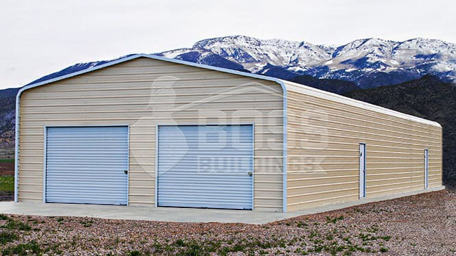 30×60 Regular Style Garage