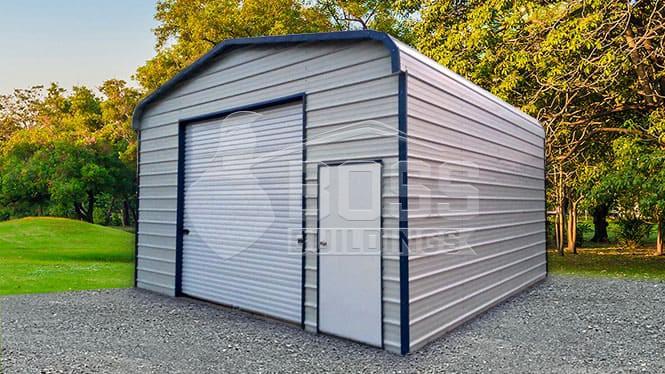 18×21 Regular Style Garage