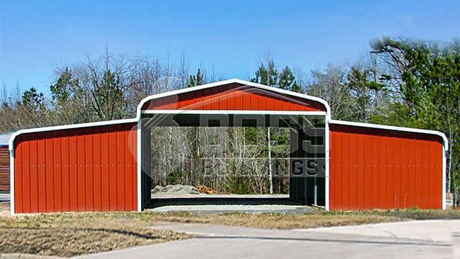 42×26 Regular Style Barn