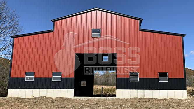 50×41 NC Barn
