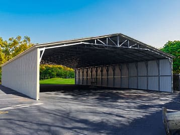 Steel Buildings Maryland | Order Metal Building Kits in MD