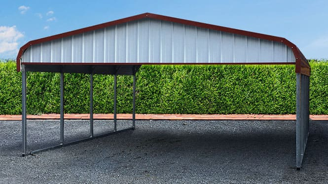 Regular Roof Carports