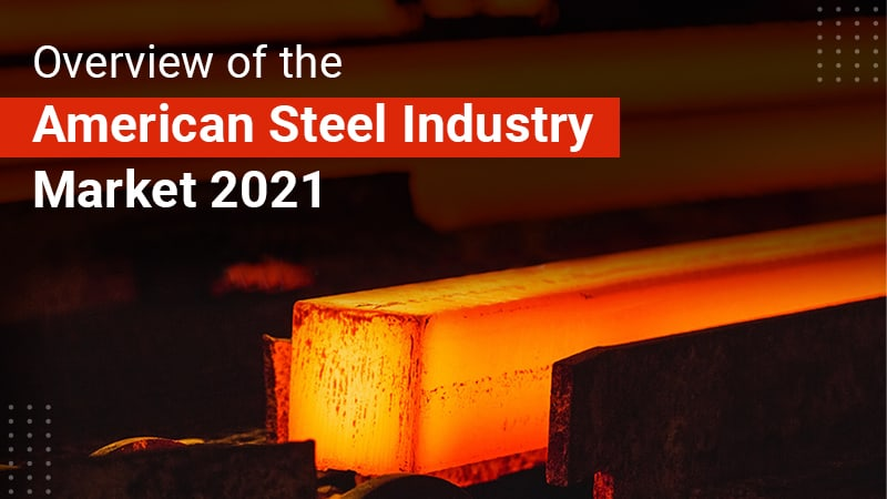 Overview of the American Steel Industry Market 2021