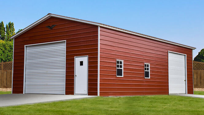 The Best 30x40 Metal Buildings in the Market